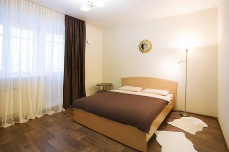 Сдается 1-комнатная квартира посуточно в Красноярске, Толстого, 21.