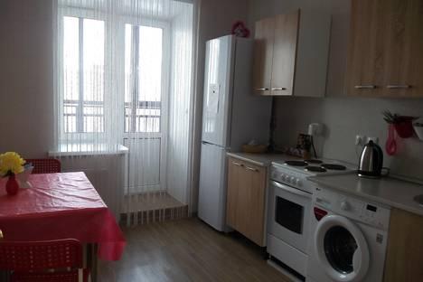 Сдается 1-комнатная квартира посуточнов Казани, ул. Рауиса Гареева, 94.