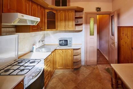 Сдается 1-комнатная квартира посуточно в Львове, ул. Пантелеймона Кулиша, 41.