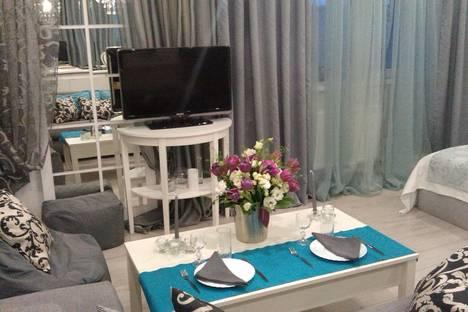 Сдается 1-комнатная квартира посуточно в Ижевске, Ленина,93.