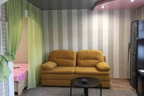 Сдается 1-комнатная квартира посуточно в Южно-Сахалинске, ул. Комсомольская, 280 а.