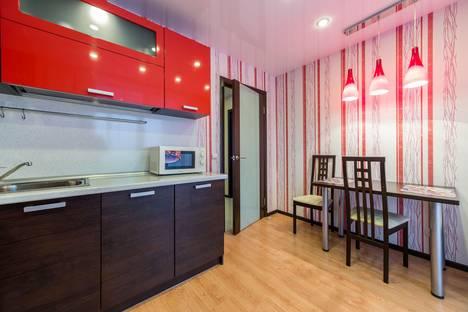 Сдается 1-комнатная квартира посуточно в Екатеринбурге, ул. Щорса, 103.