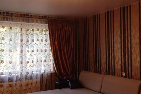Сдается 3-комнатная квартира посуточно в Липецке, ул. Космонавтов, 46/4.
