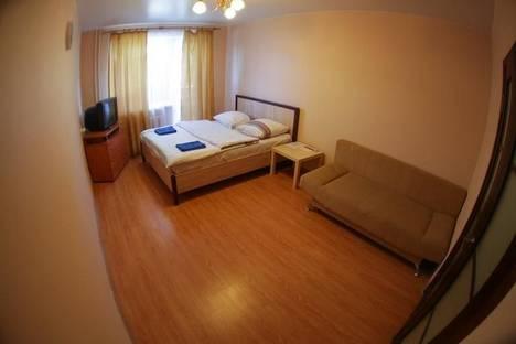 Сдается 1-комнатная квартира посуточно во Владивостоке, ул. Аллилуева, 12 а.