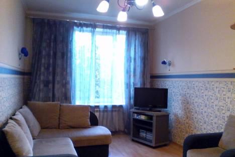 Сдается 2-комнатная квартира посуточнов Санкт-Петербурге, проспект Юрия Гагарина, 37.