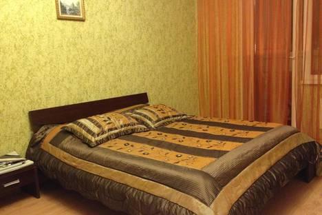 Сдается 1-комнатная квартира посуточно в Белгороде, ул. Буденного, 17в.