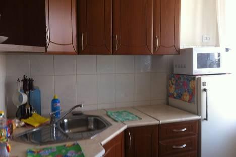 Сдается 2-комнатная квартира посуточнов Новокузнецке, Октябрьский проспект, 29.