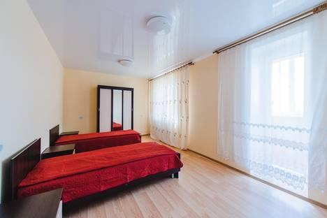 Сдается 2-комнатная квартира посуточно в Чите, ул. Нечаева, 17В.