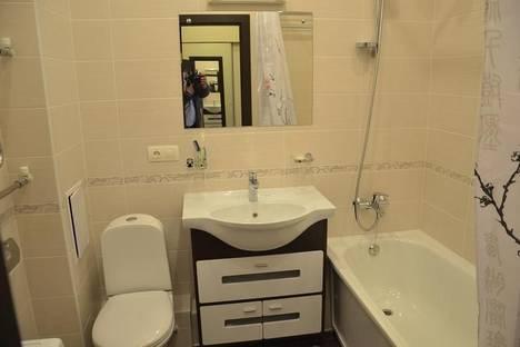 Сдается 1-комнатная квартира посуточно в Архангельске, ул. Поморская, 44.
