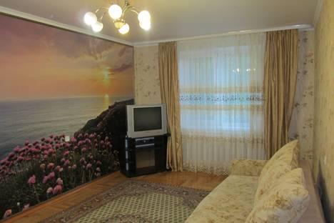 Сдается 1-комнатная квартира посуточно в Железноводске, ул. Октябрьская, 104.