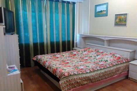 Сдается 1-комнатная квартира посуточно в Надыме, ул. Комсомольская, 12/2.