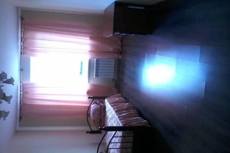 Сдается 3-комнатная квартира посуточнов Кызыле, ул. Островского, 10.