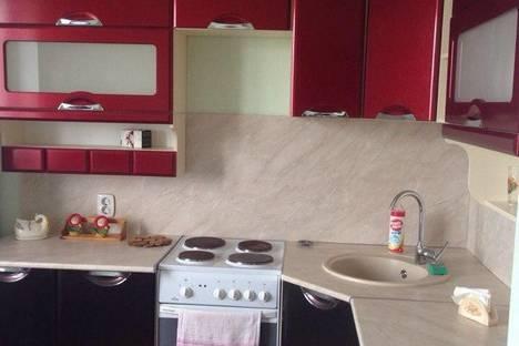 Сдается 1-комнатная квартира посуточно, проспект Победы, д.44.