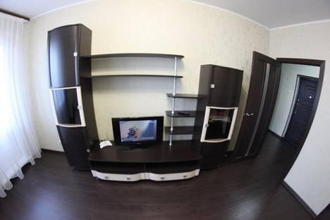 Сдается 1-комнатная квартира посуточно в Новосибирске, Толстова 56.