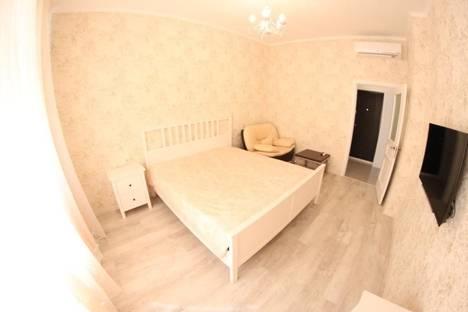 Сдается 1-комнатная квартира посуточно в Новосибирске, ул. Романова, 25.