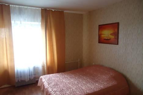Сдается 2-комнатная квартира посуточно в Пскове, Маргелова 19.