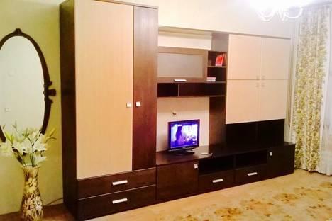 Сдается 1-комнатная квартира посуточно в Орехово-Зуеве, ул. Пушкина, 13.
