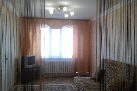 Сдается 2-комнатная квартира посуточно в Мегионе, ул. Ленина, 14.