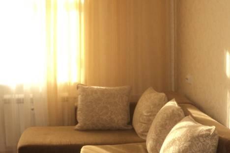 Сдается 1-комнатная квартира посуточнов Красноярске, ул. Дмитрия Мартынова, 20.