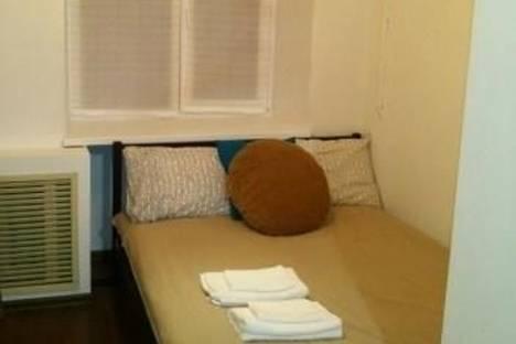 Сдается 1-комнатная квартира посуточнов Екатеринбурге, Чайковского улица, д. 13.
