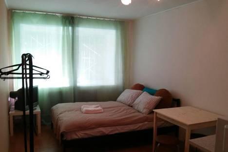 Сдается 1-комнатная квартира посуточнов Екатеринбурге, ул. Чайковского, 13.