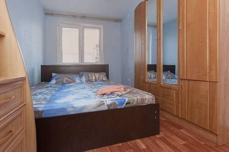 Сдается 3-комнатная квартира посуточнов Казани, Чистопольская 14.