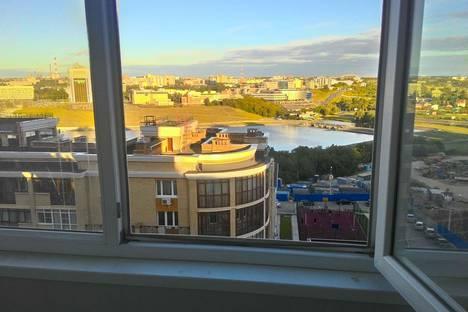 Сдается 2-комнатная квартира посуточно в Чебоксарах, Б.С.Маркова, д.8к2..