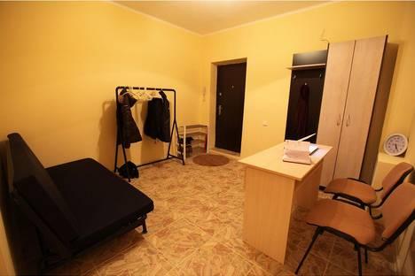 Сдается 3-комнатная квартира посуточно в Тюмени, ул. Смоленская, 46.