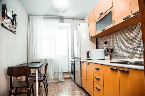 Сдается 1-комнатная квартира посуточнов Казани, ул. Журналистов, 30.