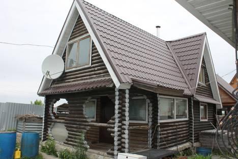 Сдается коттедж посуточно в Бердске, Ул. Пляжная 17, СНТ Бердь.