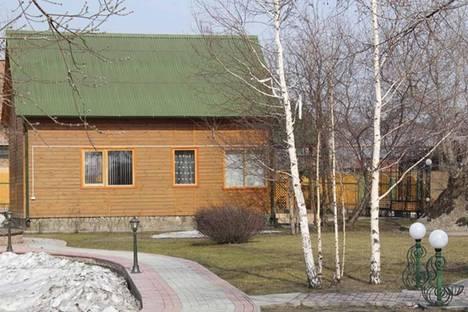 Сдается коттедж посуточно в Новосибирске, Березовая ул., 14/11, пос. Садовый.