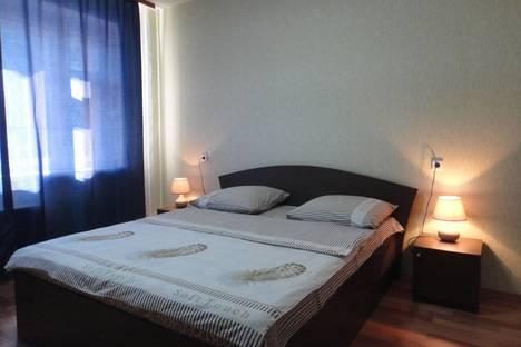 Сдается 2-комнатная квартира посуточно в Иванове, Московский микрорайон, 21.