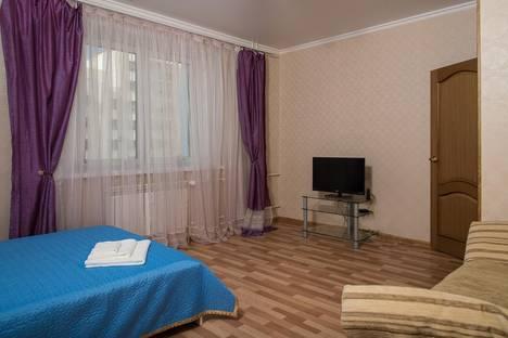 Сдается 1-комнатная квартира посуточно в Казани, ул. Сибгата Хакима, 5а.