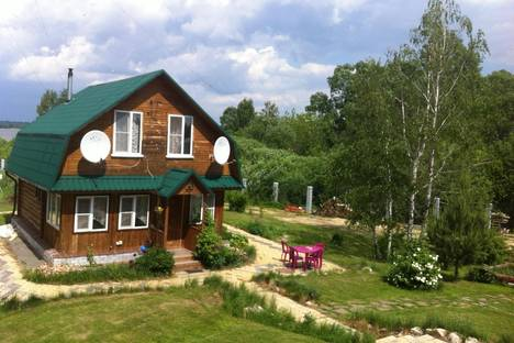 Сдается коттедж посуточно в Нижнем Новгороде, Чкаловский район,село Тимонькино, 65.