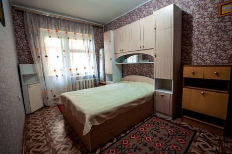 Сдается 3-комнатная квартира посуточнов Чебоксарах, ул. Ивана Франко, 6.