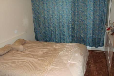 Сдается 2-комнатная квартира посуточнов Воронеже, Краснозвёздная, 10.