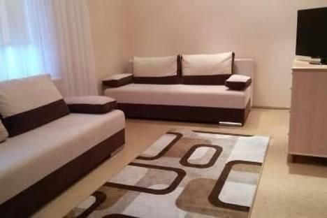 Сдается 2-комнатная квартира посуточно, Врублевского 64.