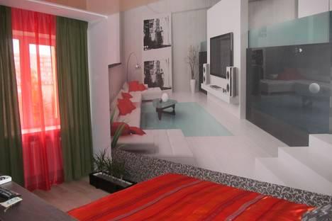 Сдается 1-комнатная квартира посуточно в Сумах, пр.М.Лушпы 5.
