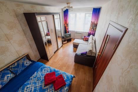 Сдается 1-комнатная квартира посуточнов Чебоксарах, ул. Ивана франко 7.