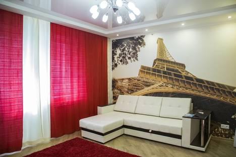 Сдается 1-комнатная квартира посуточно в Красноярске, ул. Водопьянова, 2А.