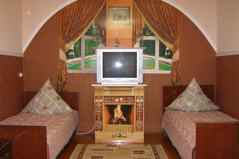 Сдается 2-комнатная квартира посуточнов Таганроге, ул. Щаденко, 20А.