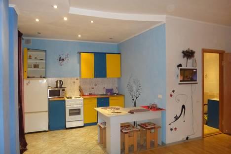 Сдается 1-комнатная квартира посуточно в Бийске, Советская 206.