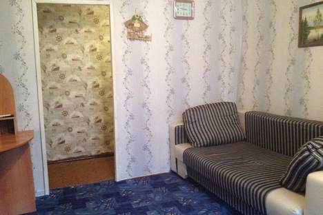 Сдается 2-комнатная квартира посуточно в Ханты-Мансийске, ул. Парковая, 99.