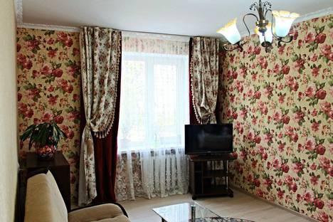 Сдается 1-комнатная квартира посуточно в Калининграде, ул. Космическая, 36.