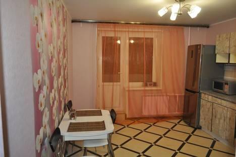 Сдается 1-комнатная квартира посуточно в Твери, Ул хрустальная, д. 37.