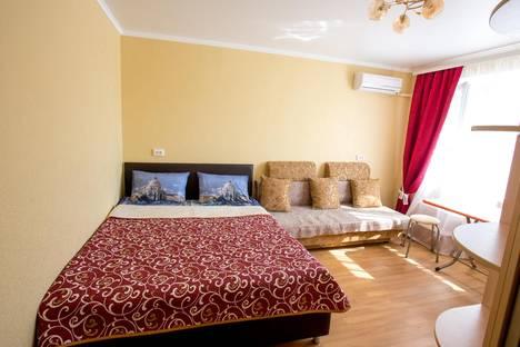 Сдается 2-комнатная квартира посуточнов Витязеве, проезд Космонавтов, 34.