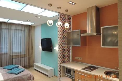 Сдается 1-комнатная квартира посуточно в Архангельске, проспект Обводный Канал, 76.