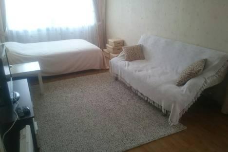 Сдается 1-комнатная квартира посуточнов Ижевске, Темерязева 21 а.