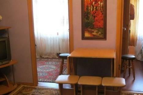 Сдается 3-комнатная квартира посуточно в Адлере, улица Ленина, 48.