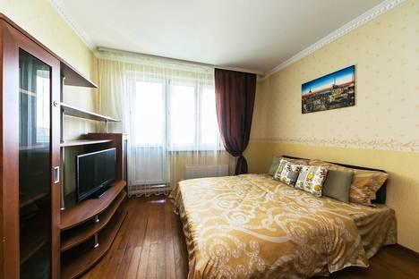 Сдается 1-комнатная квартира посуточно в Подольске, ул.Юбилейная, д.7.